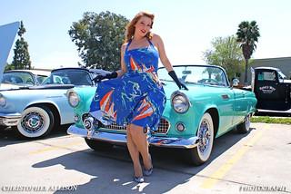 Truline Car Show - El Cajon -- Jolie