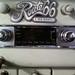Samba Member's Retrosound radio