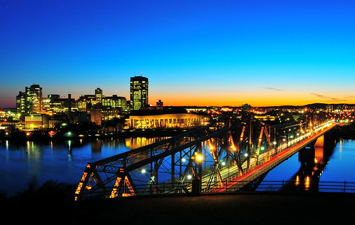 Gatineau at Sunset