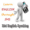 Learn English through SMS