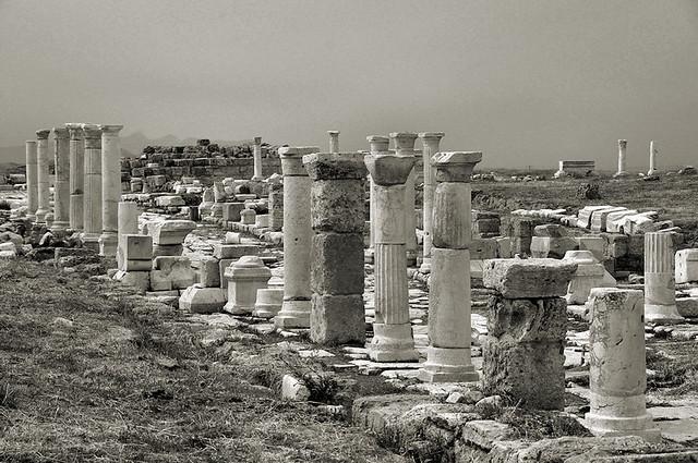 Ruins of Laodicea 1  Flickr - Photo Sharing!