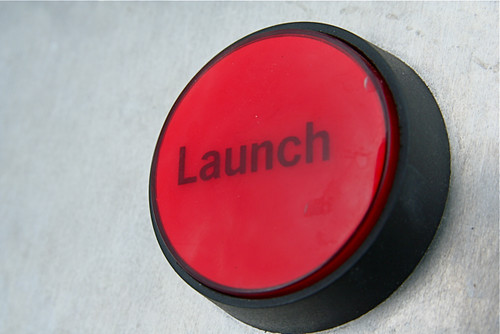 Launch Button -- SMASH Rocket Club 5-9-09 4