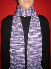 art, pattern, textile, wool, clothing, purple, outerwear, scarf, woolen,