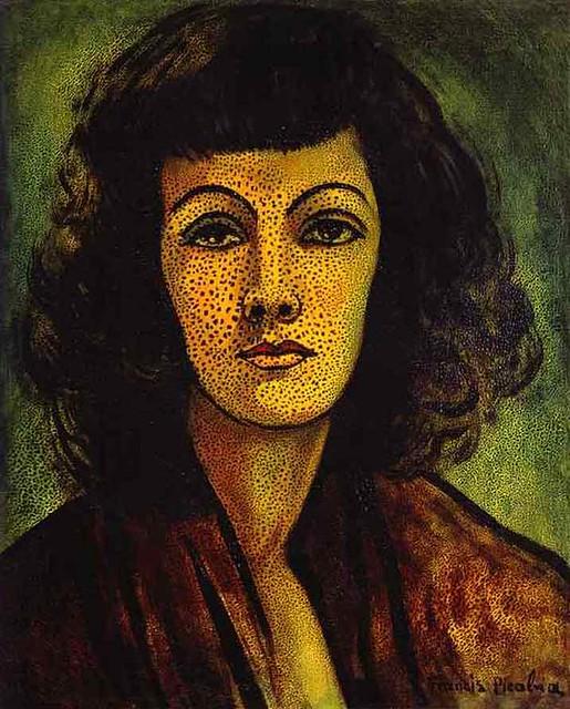 Picabia, Francis (1879-1953) - 1935 Portrait of a Woman