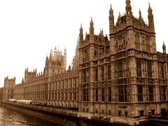 Londra - Il Parlamento