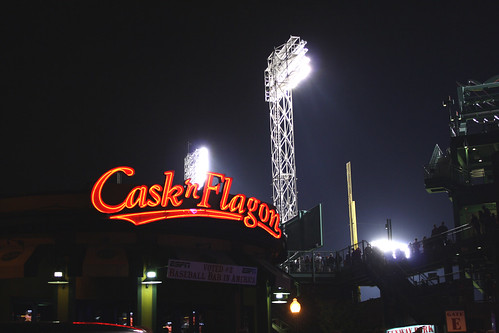 Cask 'n' Light Towers