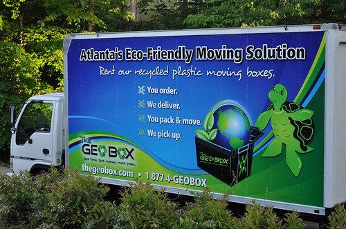 Moving Soon? How to Make It Eco Friendly