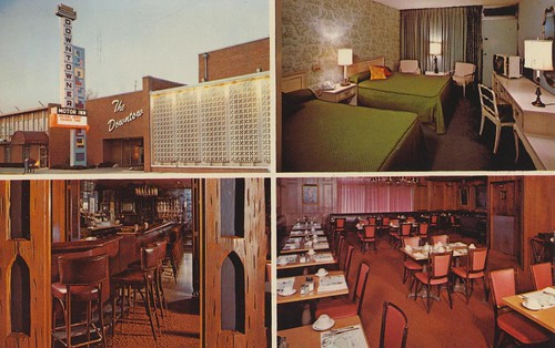 The cardboard america motel postcard archive may 2011 for Royal motors lexington ky