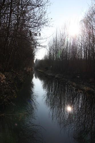 nature riviere bulles oise brêche