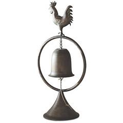CS74692 - Le Coq Metal Bell