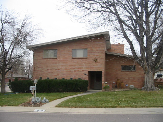 Mid Century Modern Denver Wheatridge Colorado An