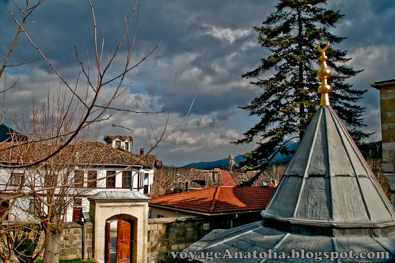 Old Tarakli Town