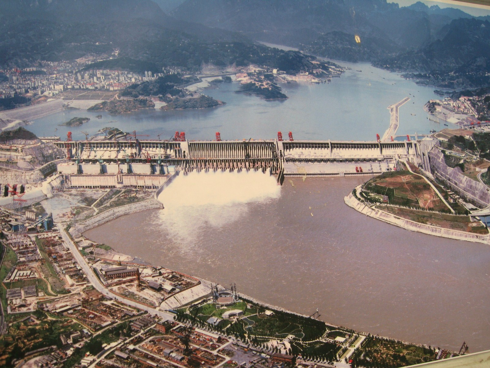 Three gorges dam project china s biggest project since the great wall - Three Gorges Dam Project China S Biggest Project Since The Great Wall 33