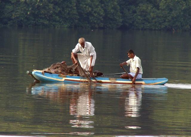 Fishing in bentota river sri lanka flickr photo sharing for Sri lanka fishing