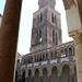 Duomo di Salerno torre campanaria arabo normanna