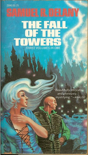 Fall of the Towers - Samual R. Delany