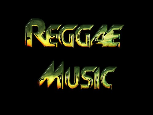 Wallpaper Reggae Music...