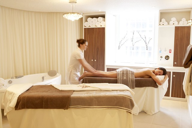 Camelot Spa Treatments The Table Bay Hotel Flickr Photo Sharing