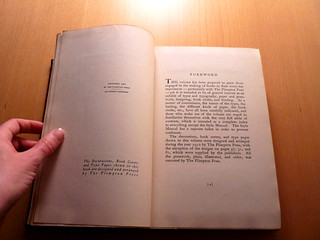Yearbook of the Plimpton Press, forword
