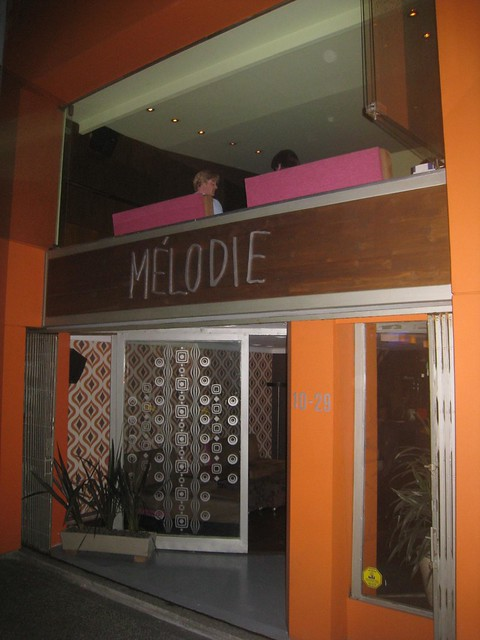 The Melodie Lounge