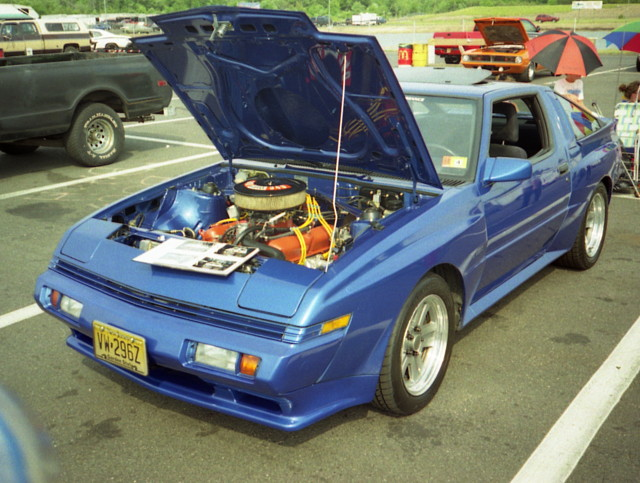 1988 Chrysler Conquest TSi