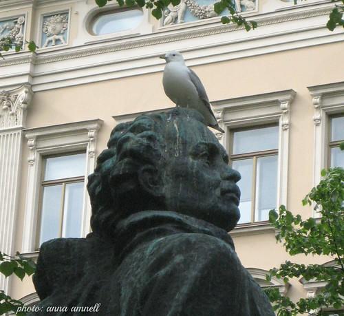 Eino Leino,  Finnish poet,