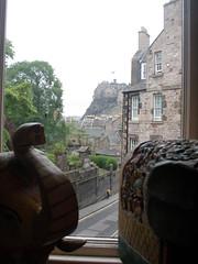 J K Rowlings View of Castle