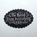 The British FILM INSTITUTE by Jubru