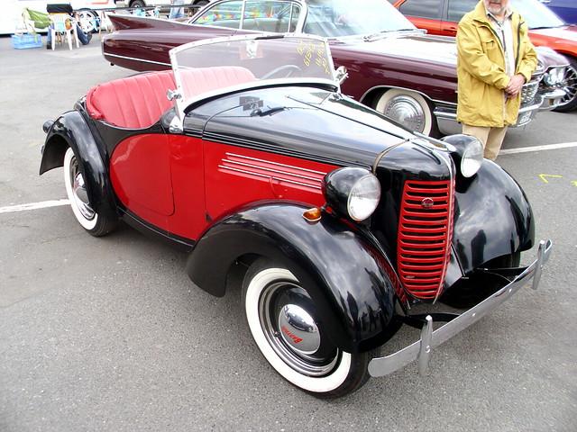 American Bantam Roadster -1-