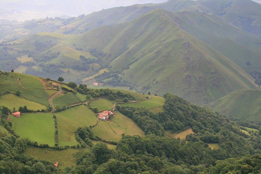 Camino de Santiago.etapa 1: S. Jean Pied de Port - Roncesvalles.