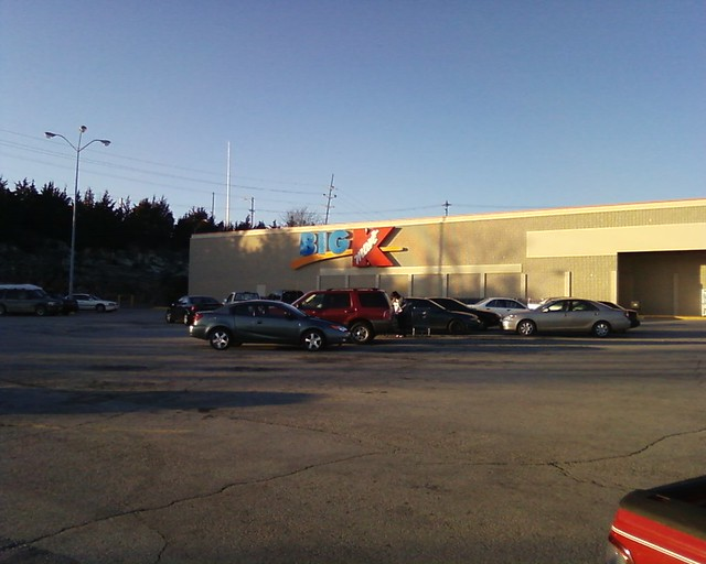 Kmart Jefferson City Mo Big Kmart In Jefferson City