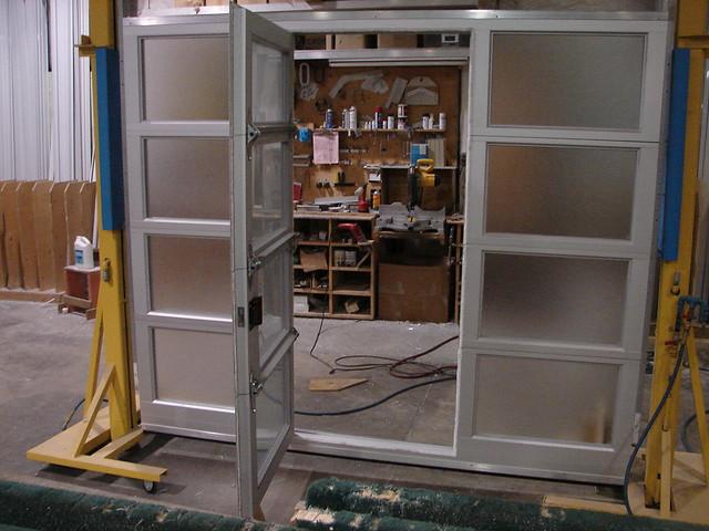 Flickr walkthru garage doors for Door 4 montpellier walk