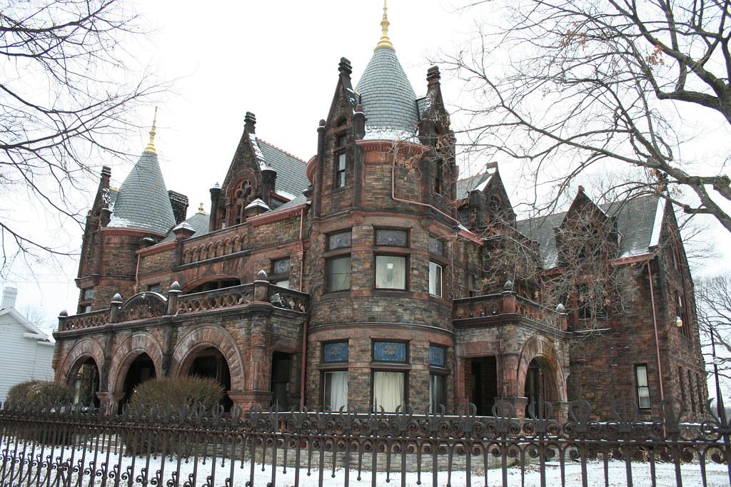 sorg mansion