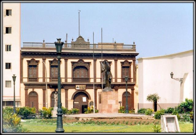 Peru 01 Lima Casa Hogar San Martin De Porres