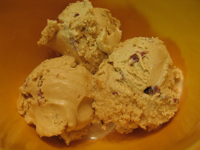Candied Bacon Ice Cream | Flickr - Photo Sharing!