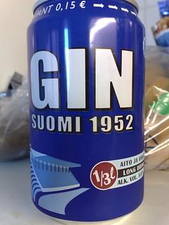 Gin Suomi 1952