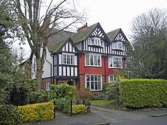 Edwardian exterior home style