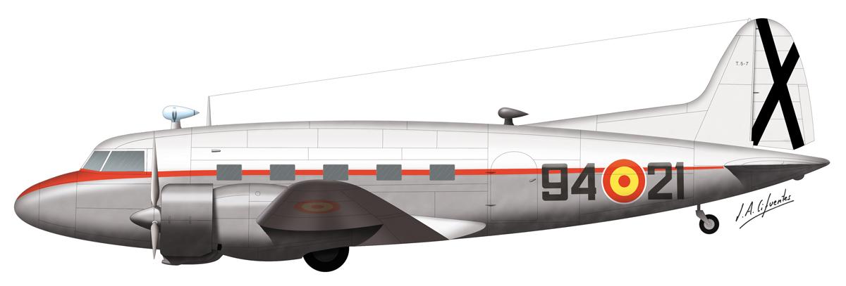 CASA C-201 T5-7