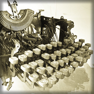 Everest K2 typewriter remains, 1957