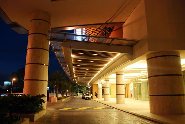Main Hotel Lobby Drop Off Area Mohd Rafie Abdul Alam