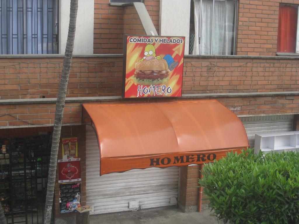 Homero restaurant