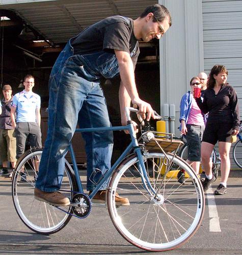 MoSo Seattle: Trackstand Overalls