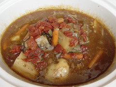 stew, curry, vegetable, meat, food, dish, soup, cuisine, gumbo, goulash,