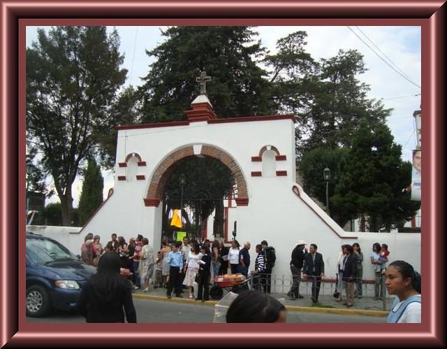 Parroquia San Pedro Apostol San Pedro Totoltepec Toluca