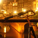 Bike @ night - Oude Gracht - Utrecht