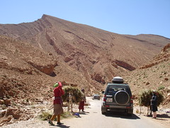 Viajar de Carro em Marrocos