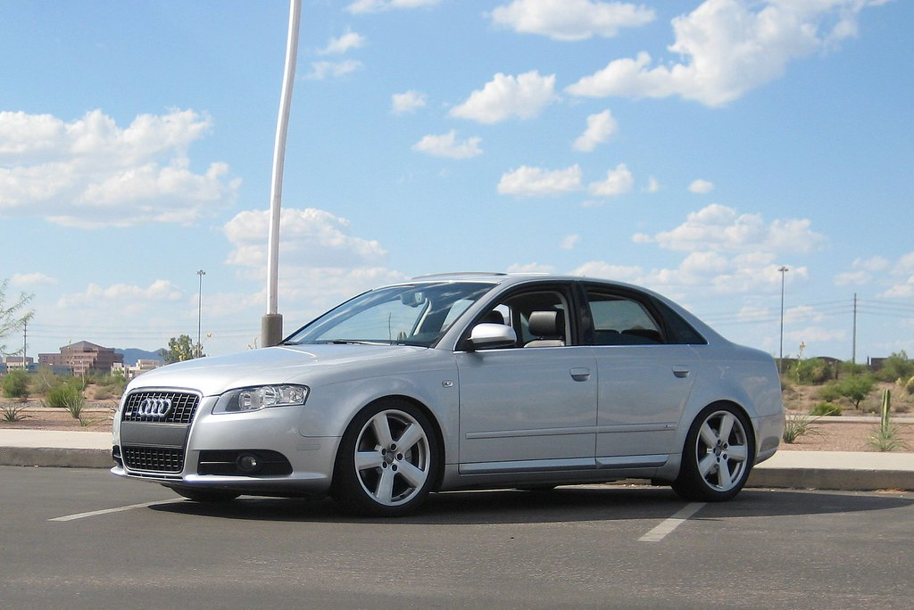 B7 Audi A4 in Tempe, Arizona