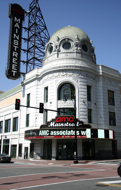 Amc on mainstreet kansas city missouri flickr photo sharing for Garden city ks movies