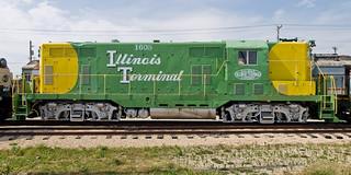 Illinois Terminal GP7
