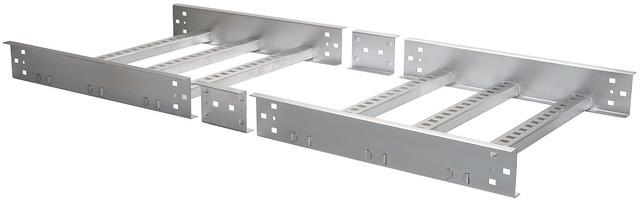 Charola de aluminio tipo escalera bticino flickr photo for Tipos de escaleras de aluminio